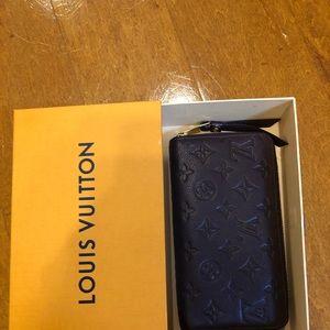 Louis Vuitton Empreinte Leather Wallet